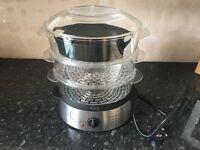 Hitachi 3 tier steamer steam cooker