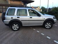 2005 Land Rover Freelander td4 se s /w 2.0 TD4 4x4 (BMW Engine)