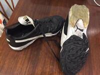 Puma King football boots size 10.5