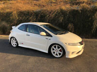 2007 Honda Civic Type-R FN2 *Championship White