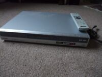 Sony dvd player and recorder