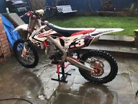 Crf 250 2010 fuel injection very nice !!!