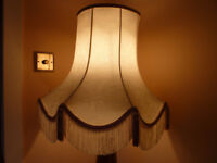 Beautiful Vintage Style Lampshade VGC
