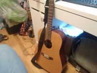 Acoustic guitar - Lorenzo L449 - Full sized dreadnought Only £20
