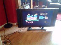 "42"" Network Display LCD Monitor"