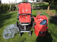 Quinny Buzz 4 Dreami Carrycot System