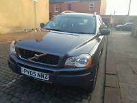 Volvo XC90 D5 05 plate