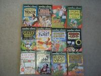 Horrible Science Book Collection