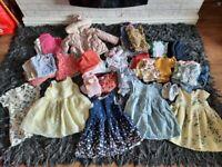 joblot girls clothes 12-18 months over 50 items