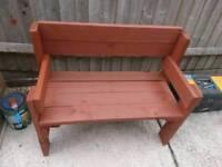 Children's benches