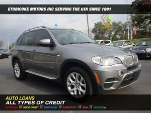 2013 BMW X5 DIESEL/NAVIGATION / PANORAMIC ROOF / BACK-UP CAM