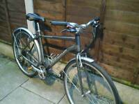 CLAUDBUTLER WINDERMERE, , HYBRID ROAD BIKE, 700 ALLOY WHEELS,