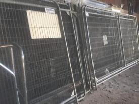 Harras fencing panels