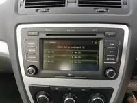 Skoda Octavia touch screen cd/radio