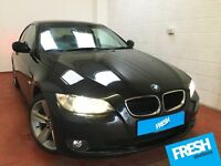 BMW 3 Series 320i 2.0 SE 2dr 2009(59) Auto - 12 Months MOT and Full Service History