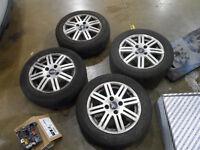 ford focus ghana alloys only £100