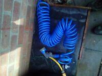 Coil hose