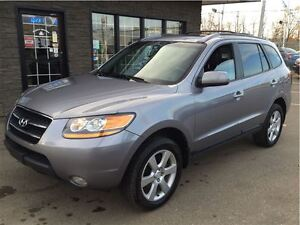 2008 Hyundai Santa Fe LOADED AWD