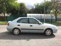 2005 Hyundai Accent 1.6 Manual 5Doors With 12 Month MOT PX Welcome