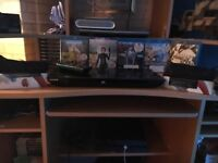 42inch 3D tv and 3D player