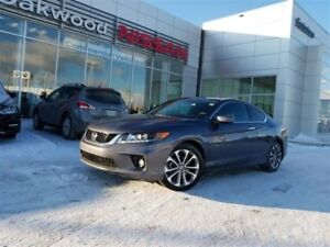 2014 Honda Accord EXL *Fully Loaded|Navigation|Leather*