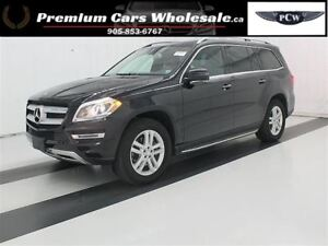 2015 Mercedes-Benz GL-Class ONLY 3520 KMS! GL450 4MATIC FULLY LO