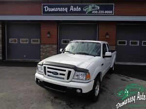 2010 Ford Ranger XLSport+mags+seulement 36000 km