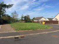 Building Plot with planning permission