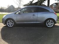 Vauxhall Corsa 1.4 i 16v SXi 3dr LONG MOT, CLEAN CAR IN AND OUT
