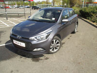 HYUNDAI I20 1.2 SE 6999 or swap for LHD
