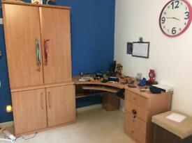 Study room - complete furniture