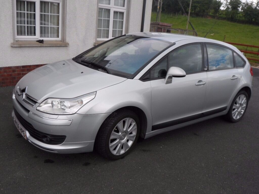 2006 citroen c4 exclusive 2 0 hdi 1200 in aughnacloy county tyrone gumtree. Black Bedroom Furniture Sets. Home Design Ideas
