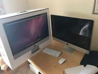 Imac 27inch i5 2.7 1tb hard drive 12gb ram free local delivery