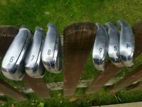 Callaway XR OS Steel Irons Golf Clubs - CAN POST