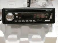 JVC KB-G402 STEREO MP3 PLAYER