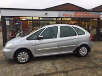 "56 Citroen Picasso automatic FSH 69k ""HURRICANE CAR & MOTORCYCLE SALES"""