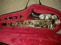 John Packer Eb alto saxophone