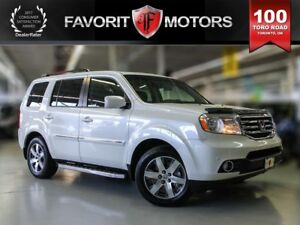2012 Honda Pilot Touring (A5), 4WD, Leather, Sunroof, DVD