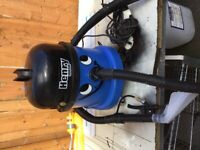 Henry was carpet cleaner and valeting machine £100