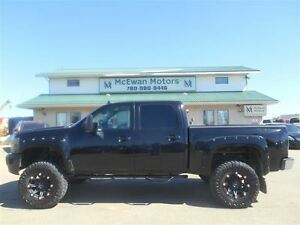 2008 Chevrolet Silverado 1500 LTZ Lifted