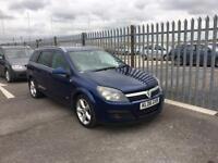 2006 Vauxhall Astra 1,9 litre diesel 5dr estate