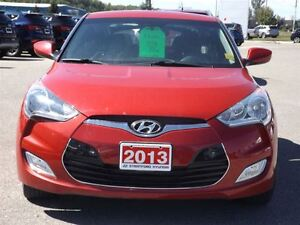 2013 Hyundai Veloster Base | SMART KEY | REAR CAM | HEATED SEATS Stratford Kitchener Area image 9