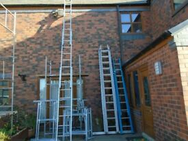 triple trade ladder
