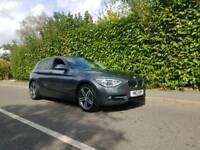 BMW 120d 2013 low milage quick sale