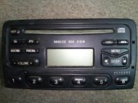 cd radio for ford transit