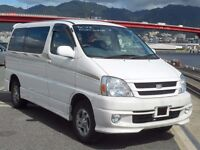 Toyota Touring Hiace Extra V Package