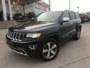 2016 Jeep Grand Cherokee Overland**SUSPENSION À L'AIR**ENS. REMO