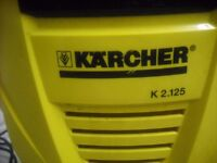 Karcher K 2.125 Pressure Washer NO HOSE