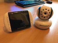 **SOLD** Motorola Video Baby Monitor - Remote Control
