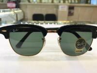 Brand New Ray Ban Clubmaster Sunglasses